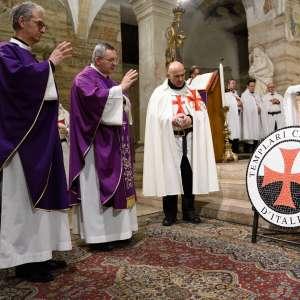 Nachtgebetswache – Kirche von San Fermo – Verona – März 2018